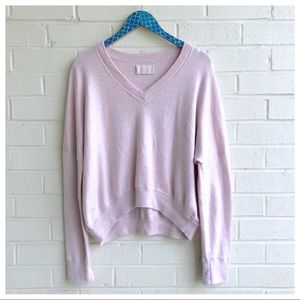 Zadig & Voltaire Light Pink Brumy Cotton Jumper